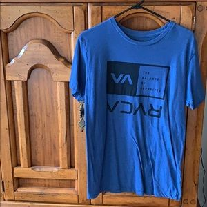 Men's RVCA t shirt (Medium)